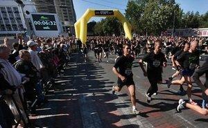В Краснодаре состоялся самый масштабный на юге России марафон