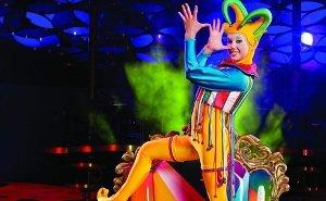 Цирк дю Солей, ледовые шоу Ильи Авербуха,