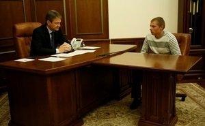 На личном приёме у Александра Ткачёва решаются многие проблемы кубанцев