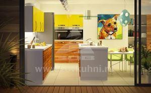 Мебель для кухни: тонкости выбора