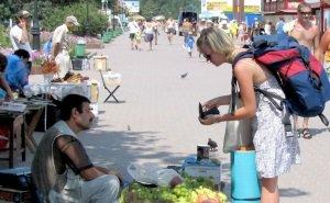 Рейды по ликвидации стихийной торговли на улицах Краснодара будут ежедневными