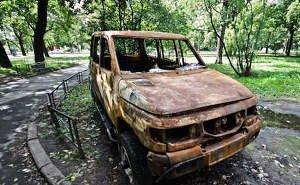 В Сочи за брошенный автомобиль владельцев привлекают к административной ответственности