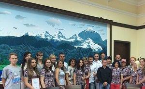 В Сочи чествовали волонтёров Черноморской регаты больших парусников