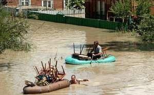 На Кубани разрабатывают комплекс противопаводковых мероприятий