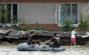Кубанцы вооружаются против паводков
