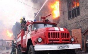 Каждый десятый пожар на Кубани происходит по вине лиц, находящихся в нетрезвом состоянии