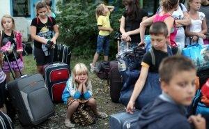 173 ребёнка пришлось срочно эвакуировать из-за подтопления детского лагеря в Краснодарском крае