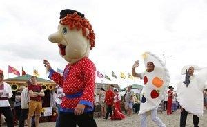 Фестиваль кулинарного искусства прошёл в кубанской Атамани