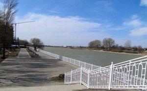 Прогулочную набережную реки Кубань в Краснодаре планируют продлить