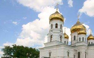 На Кубани отметили 100-летие со дня освящения Свято-Троицкого храма