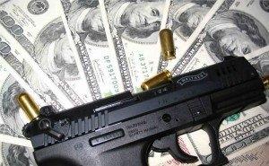 Неизвестные в масках ограбили отделение банка в Анапе