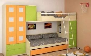 Двухъярусная кровать: где купить?