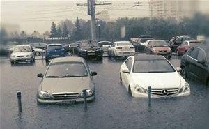 В Туапсинском районе ликвидируют последствия наводнения