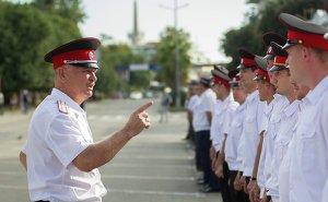 Казаки будут помогать полицейским в выявлении контрафактной продукции в Сочи
