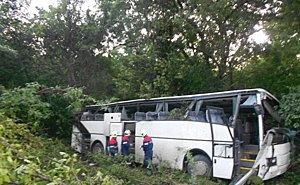 Два крупных ДТП с группами детей произошли на Кубани в течение нескольких часов