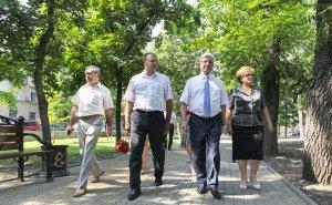 Комиссия по благоустройству Краснодара проинспектировала Западный округ