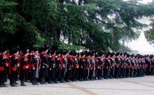Впервые за 70 лет Парадом Победы пройдут кубанские казаки по Красной площади