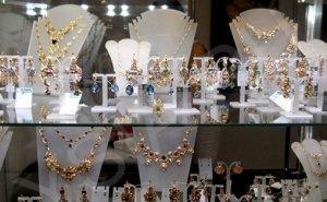 В Сочи проходит выставка ювелирных изделий всех регионов России