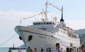 Сочи и Новороссийск теряют судозаходы морских круизных лайнеров