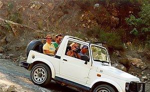 Джипы в Сочи не соответствуют требованиям безопасности для экстремального туризма