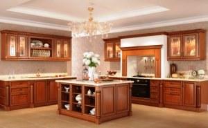 Обеденные столы и их влияние на кухонный интерьер