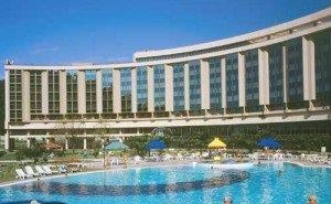 В Сочи происходит обвал цен на номера в отелях