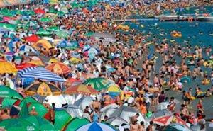 Курорты Краснодарского края всё же бьют рекорды по турпотоку
