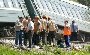 Расследуют причины ЧП с пассажирским поездом, сошедшим с рельсов на Кубани