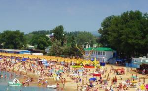 Пляжи Анапы приближают к европейскому уровню