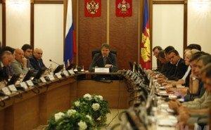 На Кубани подбили итоги экономического развития региона за I полугодие текущего года