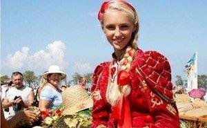 На Кубани проходит праздник