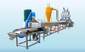Какими функциями может обладать оборудование для упаковки сыпучих продуктов