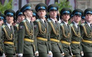 590 будущих военных лётчиков Краснодара дали присягу на верность России