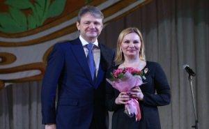 Ткачев поздравил краевую ТПП с 45-летием
