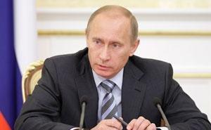 Владимир Путин провёл совещание в Новороссийске
