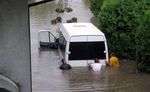 В Сочи теперь любой дождь приобретает масштабы катастрофы