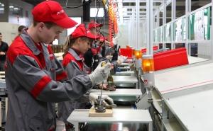 В Татарстане появился новый крупный российский отраслевой завод
