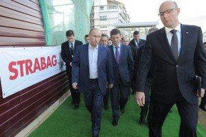 Путин посетил спортивный центр в Сочи