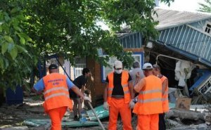 Приморскоахтарцы продолжают получать компенсации вследствие урагана
