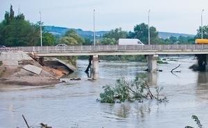 Река Адагум Крымска будет закована в бетон