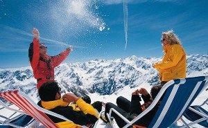Интерес к горнолыжным курортам Краснодарского края не утихает