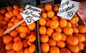 Фрукты из Абхазии вполне могут покрыть дефицит поставок плодов из Европы