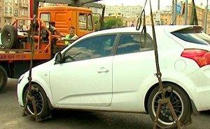 До 18 тысяч автомобилей эвакуировали в Сочи в этом году за неправильную парковку