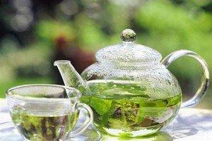 Зеленый чай - напиток для души