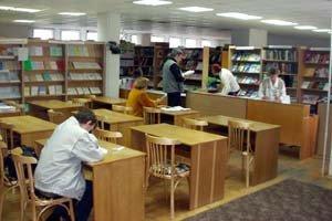 Урок мужества в Лазаревской библиотеке
