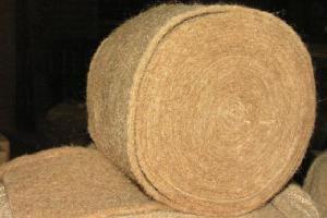 Льняной войлок – натуральный наполнитель для пружинных матрасов