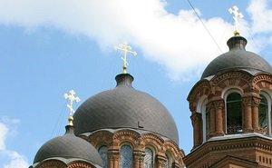 Главный собор Кубани отмечает день великомученицы Екатерины