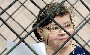 В последнем слове на суде Надежда Цапок обвинила во всём своего юриста