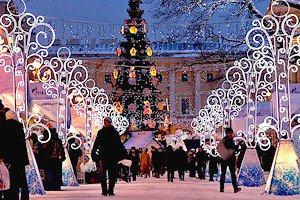 В Краснодаре откроется Новогодняя ярмарка