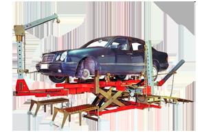 Особенности работы стапеля для кузовного ремонта